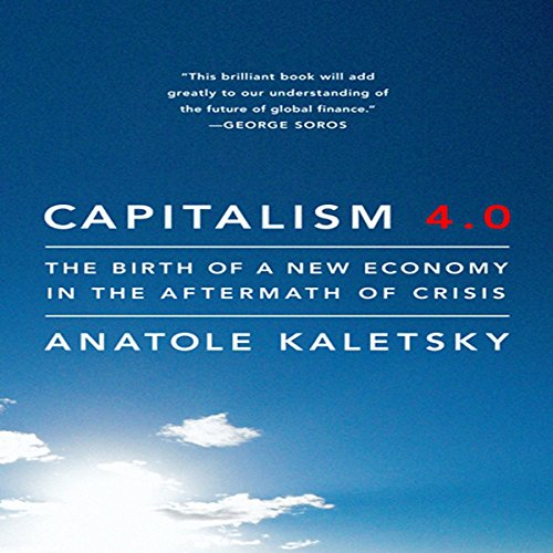 Capitalism 4.0 audiobook cover art