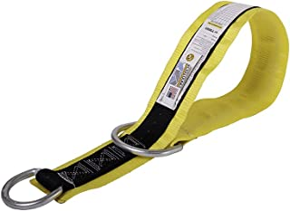 Guardian Fall Protection 10787 Premium 6-Foot Cross-Arm Straps with Large and Small D-Rings