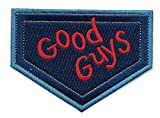Good Guys Pocket Iron On Patch