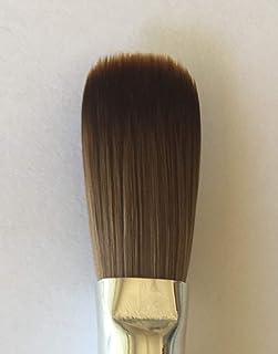 Old Style - Short Handle - EX CRIMPED 100% Kolinsky Arcylic Nail Brush (Crimped 14)