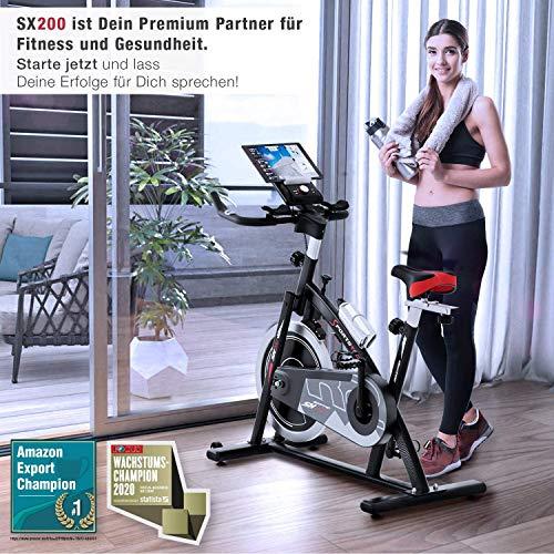 Sportstech Indoor Speedbike SX200 - 2