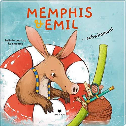 Memphis & Emil: ... schwimmen!
