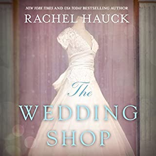 The Wedding Shop audiobook cover art