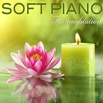 Soft Piano For Meditation