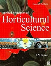 Applied Principles of Horticultural Science, Second Edition