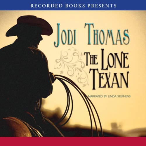 The Lone Texan audiobook cover art