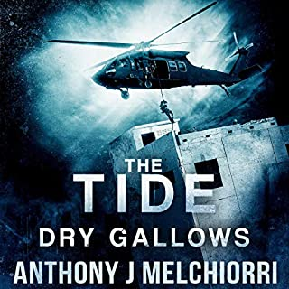 The Tide: Dry Gallows audiobook cover art