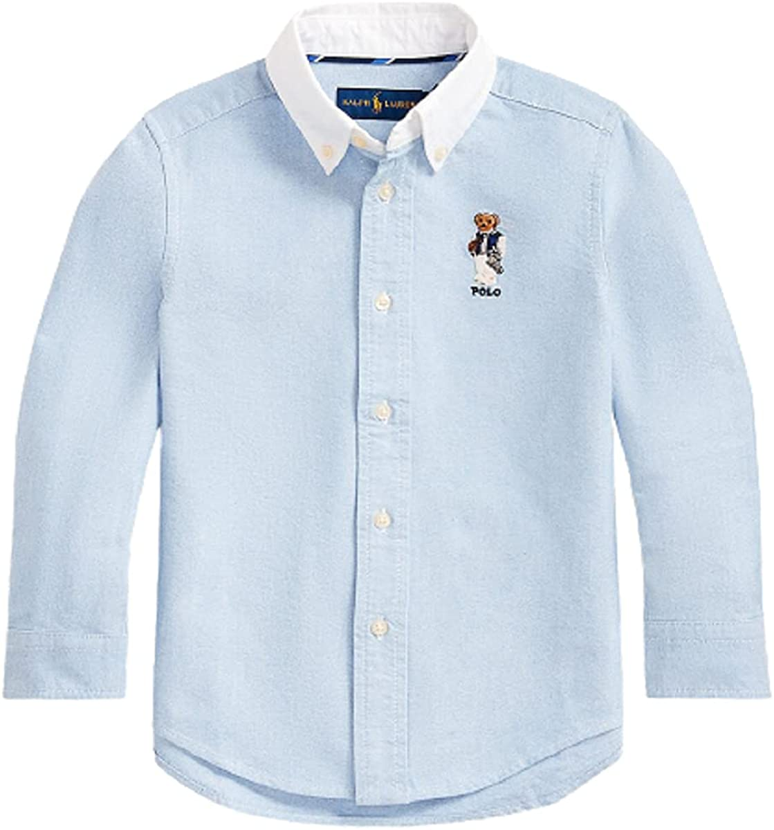 Polo Ralph Lauren BSR Blue Boys Football Bear