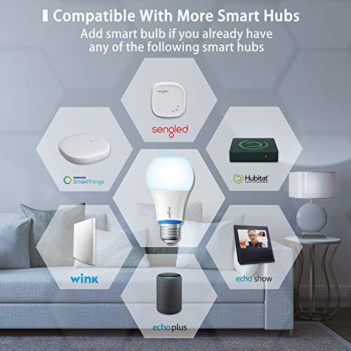 smart 100w light bulb