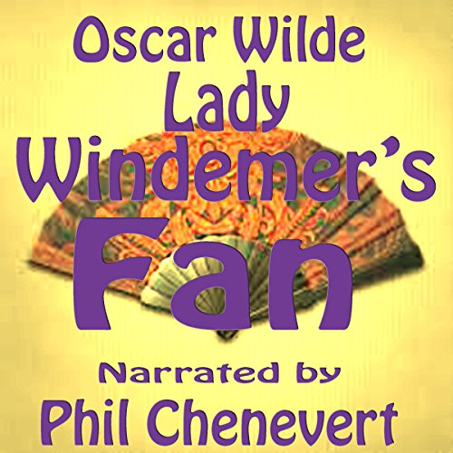 Lady Windemer's Fan audiobook cover art