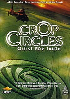 Crop Circles Quest for Truth UFOTV