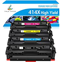 4-Pack True Image Compatible Toner Cartridge Replacement