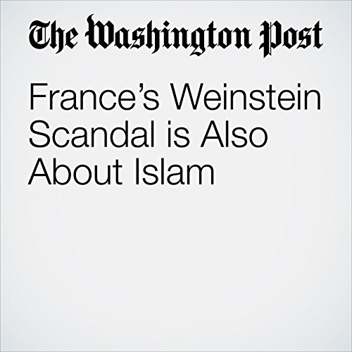 France's Weinstein Scandal is Also About Islam copertina