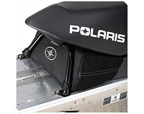 Polaris Snowmobiles Snowmobile UnderSeat Bag - Black