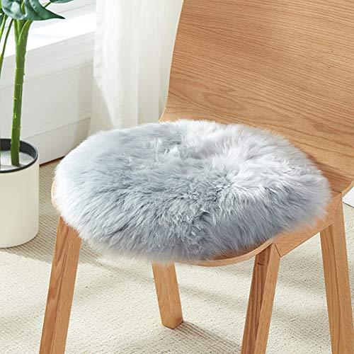 WSJIANP Stuhl Pad,sitzkissen,speisestuhl Bürostuhl Sitzkissen,rollstuhlsitzkissen,Komfort Orthopädische B Durchmesser60cm
