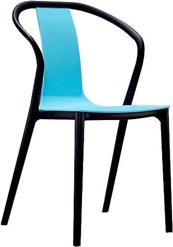 El nuevo outlet de marcas online. Mesa de comedor y sillas, sillas, sillas, silla de salón simple Cafetería restaurante puerta tienda mesa de comedor silla taburete silla de bar silla de comedor silla de comedor moderna minimalista ( Color   azul )  mejor reputación