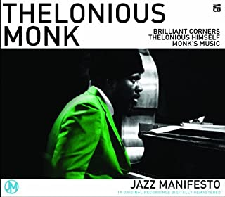 Brilliant Corners/ Thelonius Himself/ Monks Music by Thelonious Monk (2009-02-10)