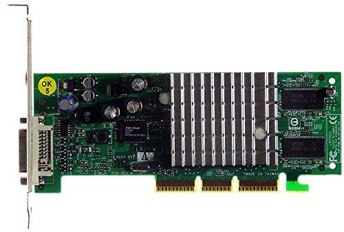 AGP-Grafikkarte nVidia GeForce4 MX DVi ID8397