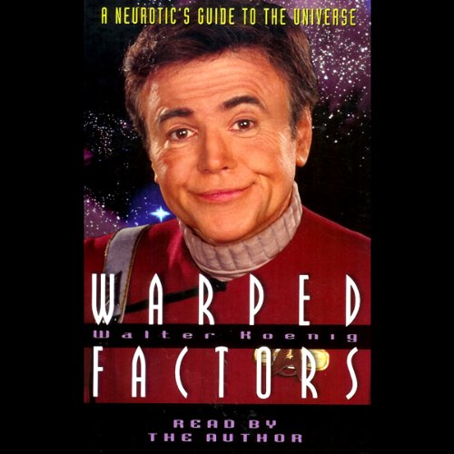 Warped Factors audiobook cover art
