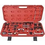vidaXL Kit de Herramienta de Ajuste de Bloqueo Diesel y Gasolina
