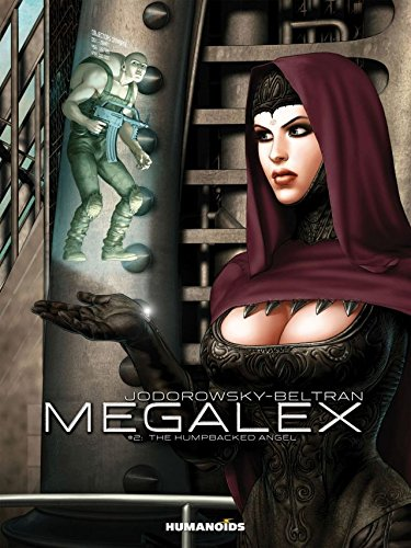 Megalex Vol. 2: The Humpbacked Angel (English Edition)