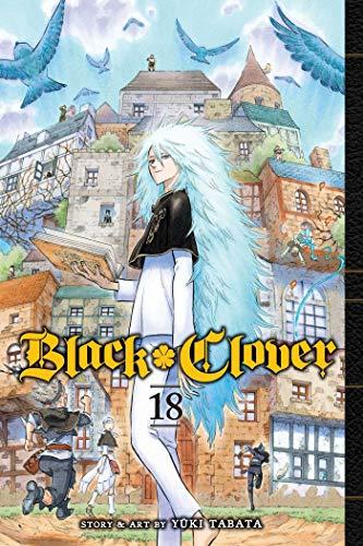 Black Clover, Vol. 18, 18
