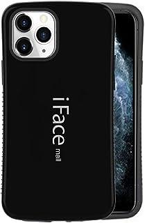 iFace mall Galaxy Note9 ケース TPU 落下防止 指紋防止 滑り防止 手触り良い ブラック