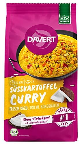 Davert Süßkartoffel-Curry (170 g) - Bio