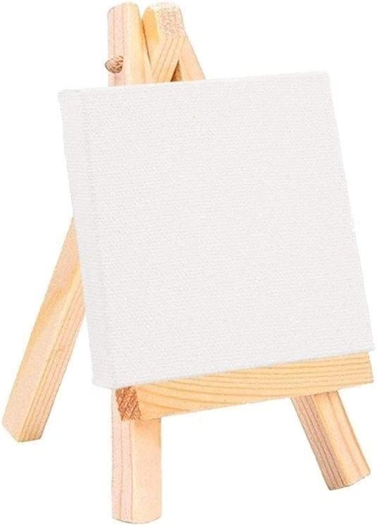 HELLEN Wooden Easel Painting Craft Large-scale sale Gif Table Award-winning store Small Drawing