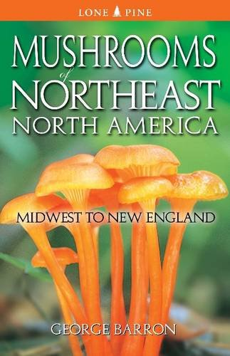 Mushrooms of Northeast North America: Midwest to New England (Lone Pine Field Guide)