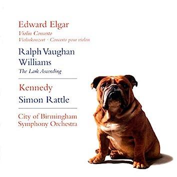 Elgar: Violin Concerto - Vaughan Williams: The Lark Ascending