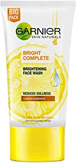 Garnier Bright Complete VITAMIN C Facewash, 150g