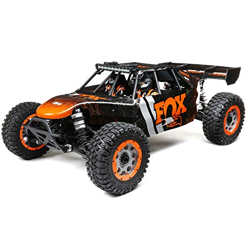 1/5 DBXL-E 2.0 4WD Brushless Desert Buggy RTR with Smart, Fox Body
