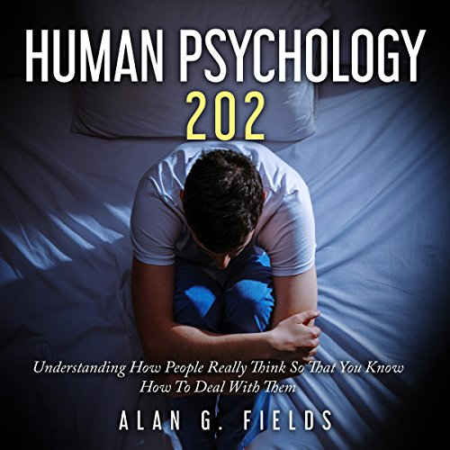 Human Psychology 202 audiobook cover art