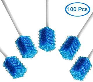 sponge on a stick for dry mouth