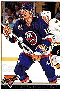 (CI) Marty McInnis Hockey Card 1993-94 Topps Premier (base) 57 Marty McInnis