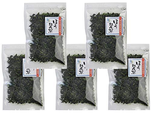 乾燥ほうれん草 18g ×5個セット(国内産原料使用) (乾燥野菜 国産ホウレンソウ 保存食) アウトドアにも便利な常備食。味噌汁の具にも重宝します。