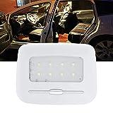 EKSAVE LED-Innenraumleuchten für den Innenraum, Heckleuchten, Auto-Leseleuchten, Plattenbeleuchtung, wenig Nachtlicht, Türbeleuchtung, Adjustbale-Helligkeit - Warmweiß, 3000K