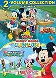 Mickey Mouse Clubhouse 2-Movie Collection (2 Dvd) [Edizione: Stati Uniti] [Italia]