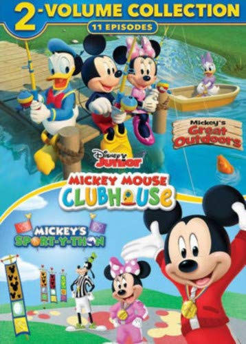 Mickey Mouse Clubhouse: 2-Movie Collection