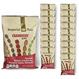 Nuts Snack Packs Mixed Nuts, Seeds and Dried Fruit Great on the Go Snack (Cranberry Blend)