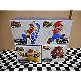 スーパーマリオ 3Dランド コレクション フィギュア 全4種 マリオ クッパ クリボー