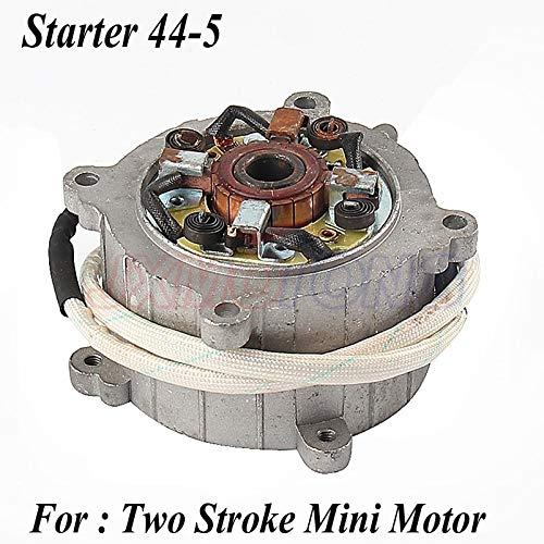 44-5 motor motor startmotor 2 twee slagen Mini Moto Mini fiets Pocket fiets Mini ATV Quads elektrische sccoters