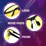 Immagine 2 cyxus occhiali da giocoi anti