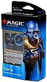 Magic The Gathering: MTG: Ravnica Allegiance Planeswalker Deck - Dovin (Blue/White) w/Two Booster Packs