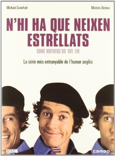 Ni Ha Que Neixen Estrellats [DVD]