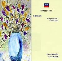 Sibelius: Symphony No 2 / Karelia Suite by MONTEUX / LONDON SYM ORCH (2012-11-20)