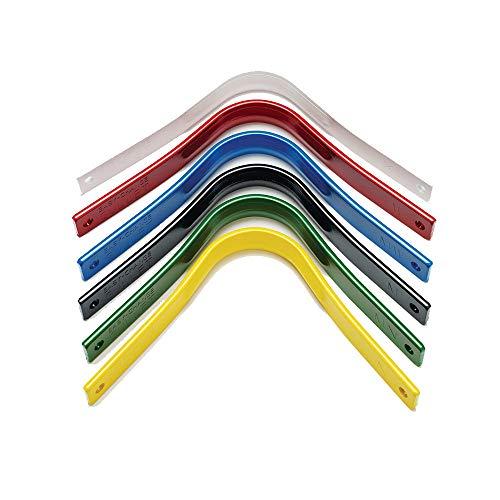 WINTEC EASY-CHANGE Kopfeisen, einzeln, weit rot, one size