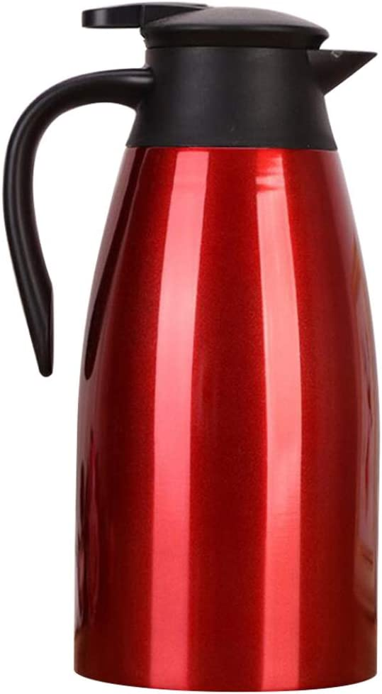 Max 43% OFF ELIUSI Kitchen Sale SALE% OFF Double Walled Vacuum 304 Thermos Carafe S Coffee