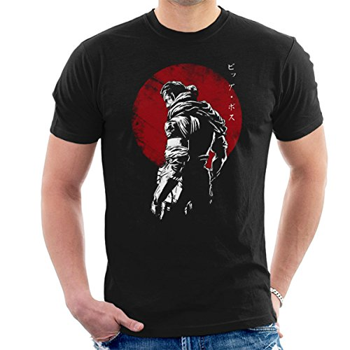 Metal Gear Solid Legendary Soldier Men's T-Shirt